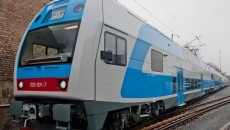 Из Киева в Харьков будет ходить двухэтажный поезд