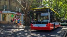 «Богдан» поставит в Одессу пять троллейбусов