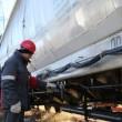 На «Азовстали» начались испытания цистерны для пылеугольного топлива