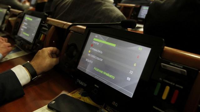 Скандал в Киевсовете: «кнопкодава» наказали увольнением