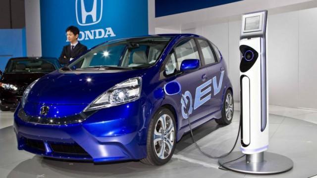 Honda Motor нарастила объемы производства до 422 тыс. авто