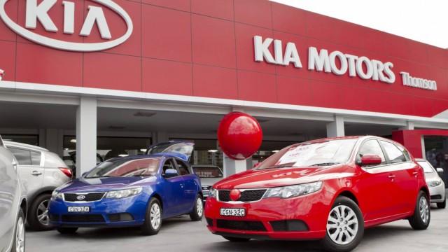 Kia Motors увеличил мировые продажи до 2,5 млн авто
