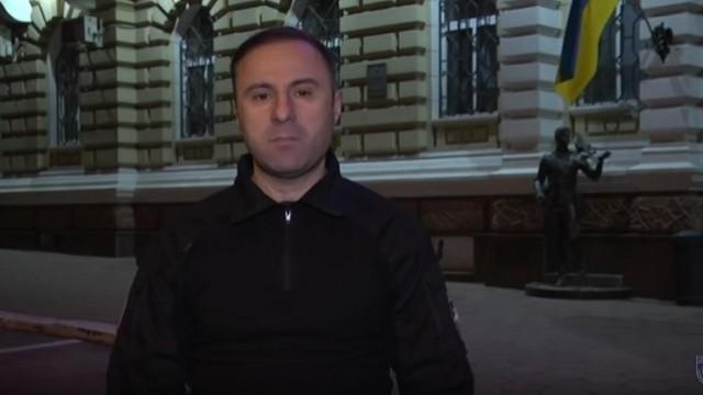 Соратник Саакашвили уволился с поста начальника облполиции