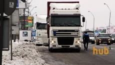 КГГА ввела ограничения на въезд фур в Киев