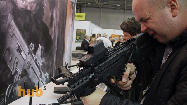 Почти 1 млн украинцев легально владеют огнестрельным оружием