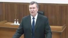 Допрос экс-президента: Янукович повторяет пропаганду Кремля
