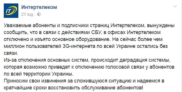 Интертелеком-фб