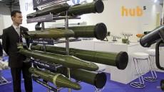 Укранские оружейники участвуют в международной выставке на Филиппинах