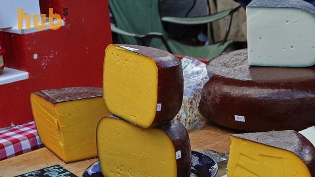 Экспорт сыров просел почти на 10%