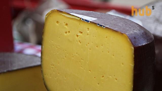 Экспорт украинских сыров упал на 24%