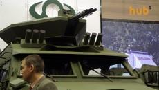 В Украине разрабатывают новый автомобиль для армии
