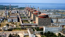 На Запорожской АЭС установлено оборудование для топлива из США