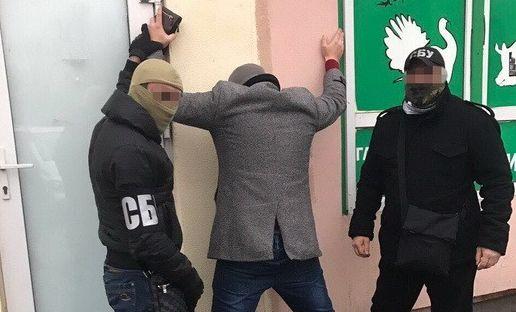 СБУ задержала инспектора «Киевблагоустройства»