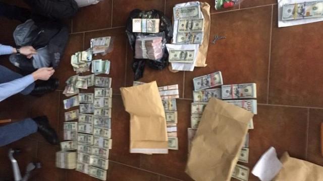 СБУ нашла в компании друга Иванющенка неучтенную валюту