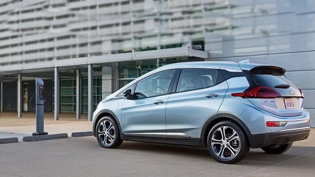 GM выпустит более 30 тыс. электрокаров до конца этого года