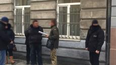 Прокуратура задержала на взятке директора департамента Львовского горсовета