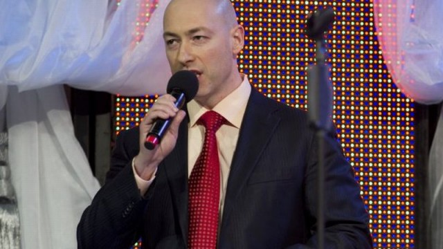 Дмитрий Гордон отказался от мандата депутата