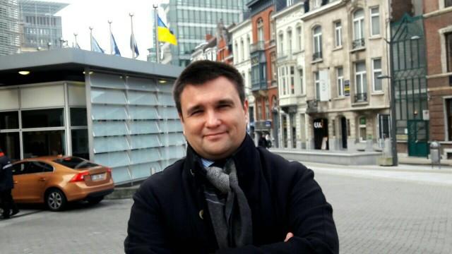 Климкин раскритиковал ЕС