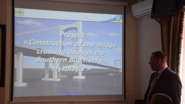 Японцы построят в Николаеве мост через Южный Буг