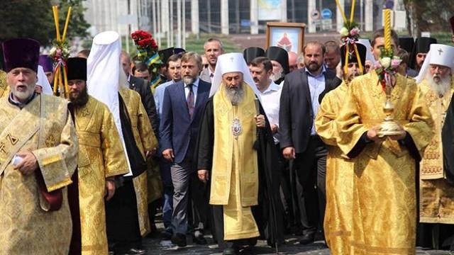 Наезд на Новинского - это наезд на церковь, - Вилкул