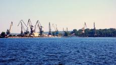 Порты сократили перевалку украинских грузов