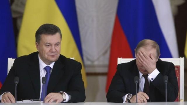 Янукович не считает себя винным в госизмене