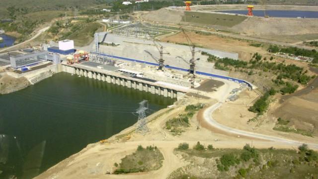 Первый комплекс на Ташлыкской ГАЭС введут в эксплуатацию в 2018 году