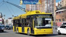 Сегодня ночью в Киеве изменят движение дежурного троллейбуса №92Н.