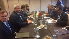 Украина подписала с Турцией соглашение о комбинированных перевозках
