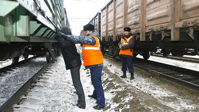 воровство грузов на железной дороге