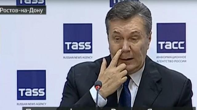 Януковичу тяжело живется в России