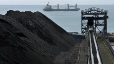 Уголь из ЮАР прибыл в порт