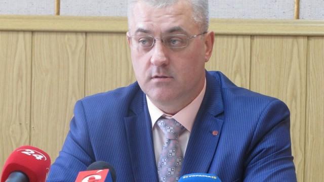 Глава правления «Черниговоблэнерго» Владимир Ткач