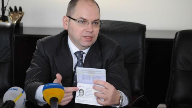 Максим Степанов возглавит Одесскую область
