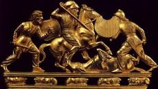 Нидерланды вернули Украине «Скифское золото»