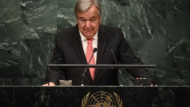 Португалец Гутерреш принял присягу генсека ООН