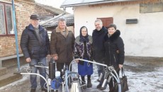 На Львовщине продолжают открывать семейные фермы