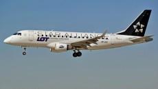 Авиакомпания LOT увеличит частоту рейсов на маршруте Одесса-Варшава