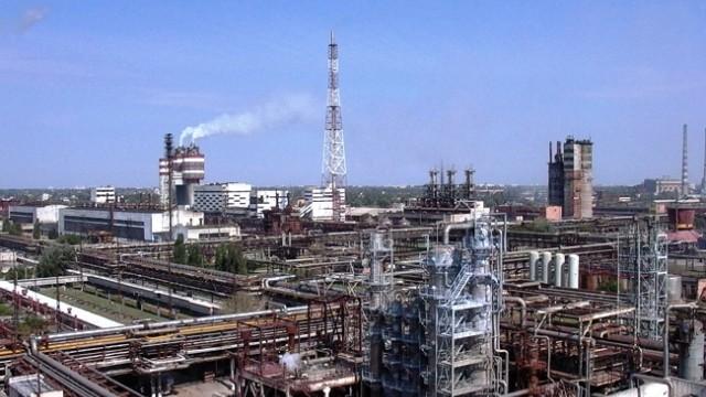Черкасский «Азот» после паузы возобновил производство карбамида