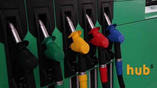 В Украину заходит венгерское топливо
