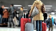 Украинцы стали меньше ездить в РФ и Беларусь