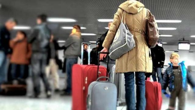 Eurostat подсчитал, куда мигрировали украинцы в 2015 году
