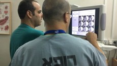 Израильские реабилитологи помогают воинам АТО