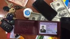 Зампрокурора Кировоградщины задержали на взятке