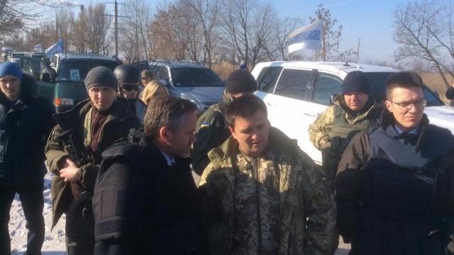 Украина подаст в международный суд из-за ситуации в Авдеевке