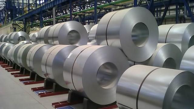 От экспорта черных металлов Украина нарастила валютную выручку на 12,3%