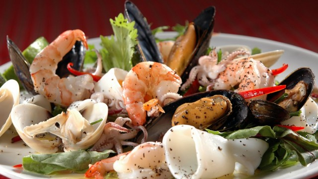 В Николаевской области собираются производить морепродукты