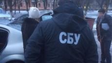 СБУ задержала на взятке чиновника Краматорского горсовета