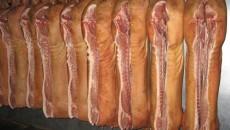 Украина нарастила экспорт свинины на 31%