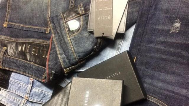 В Херсоне перехватили контрабанду брендовой одежды на 0,5 млн грн